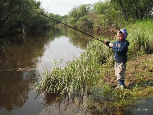 река унга рыбалка